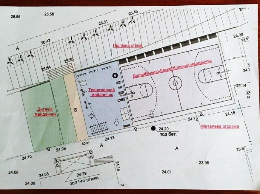 В Херсоне появится спорткомплекс стоимостью 1 млн грн, фото-2