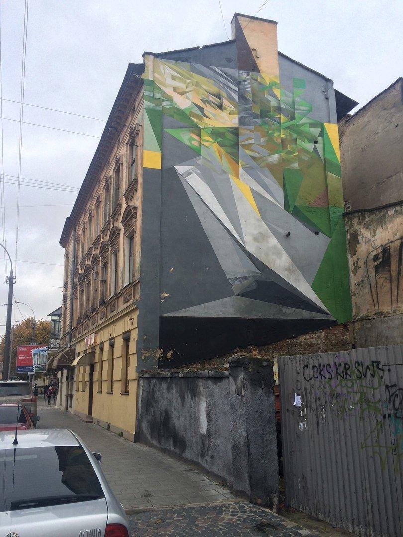Львівський стріт-арт: графіті Львова, які вражають (ФОТО), фото-39