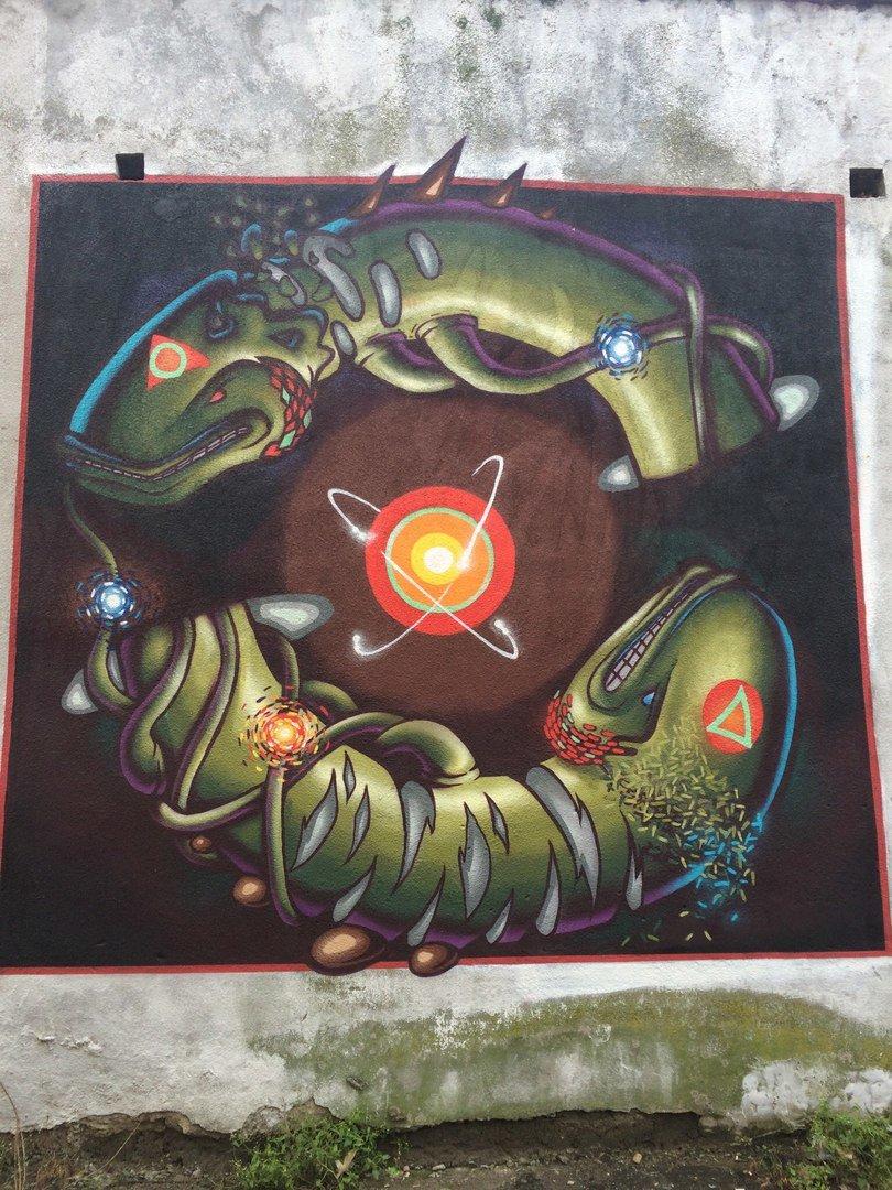 Львівський стріт-арт: графіті Львова, які вражають (ФОТО), фото-33