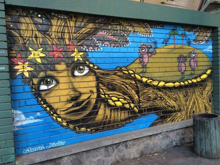 Львівський стріт-арт: графіті Львова, які вражають (ФОТО), фото-22