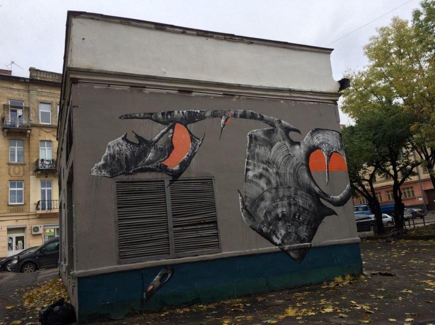 Львівський стріт-арт: графіті Львова, які вражають (ФОТО), фото-25
