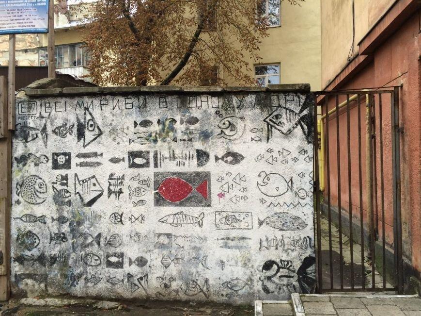 Львівський стріт-арт: графіті Львова, які вражають (ФОТО), фото-15