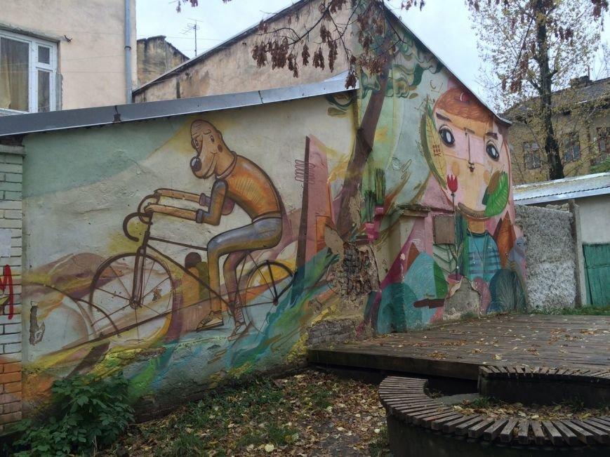 Львівський стріт-арт: графіті Львова, які вражають (ФОТО), фото-14