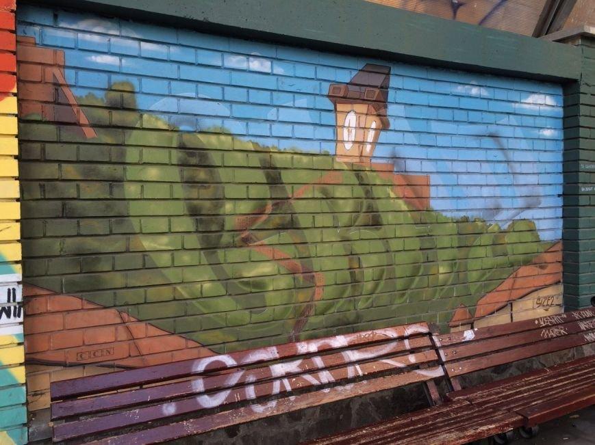 Львівський стріт-арт: графіті Львова, які вражають (ФОТО), фото-21