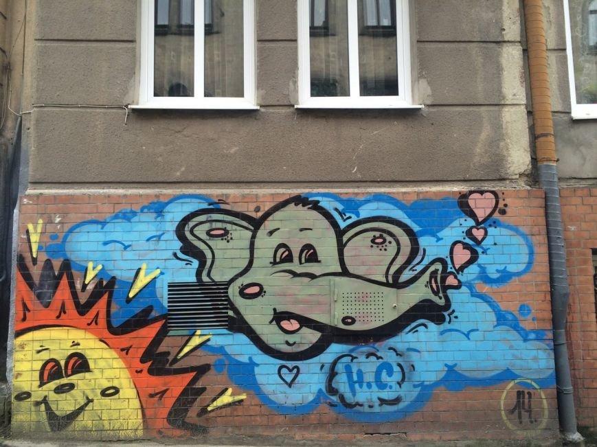 Львівський стріт-арт: графіті Львова, які вражають (ФОТО), фото-8
