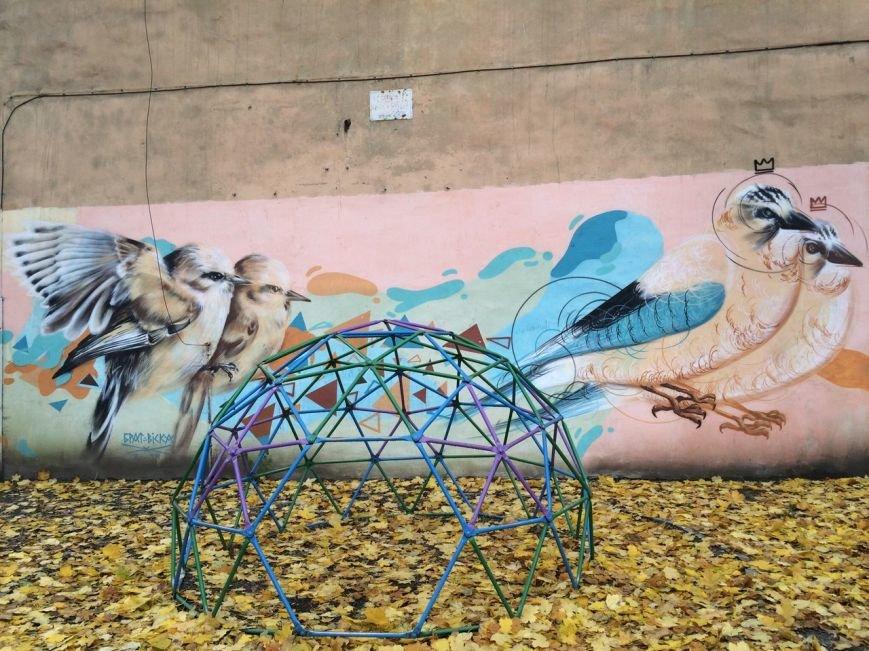 Львівський стріт-арт: графіті Львова, які вражають (ФОТО), фото-1