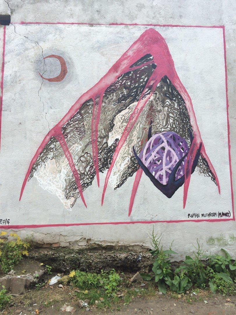 Львівський стріт-арт: графіті Львова, які вражають (ФОТО), фото-34