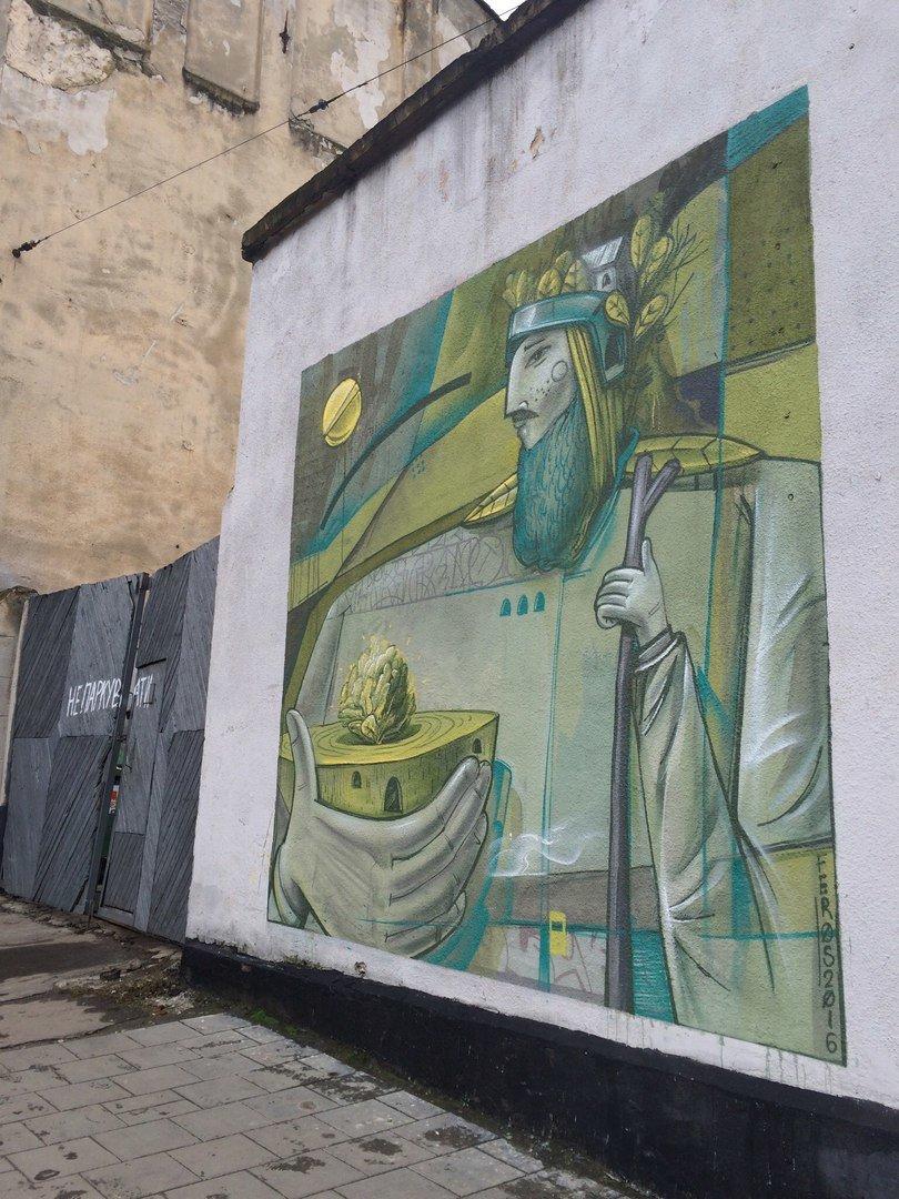Львівський стріт-арт: графіті Львова, які вражають (ФОТО), фото-28