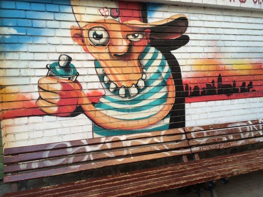 Львівський стріт-арт: графіті Львова, які вражають (ФОТО), фото-18