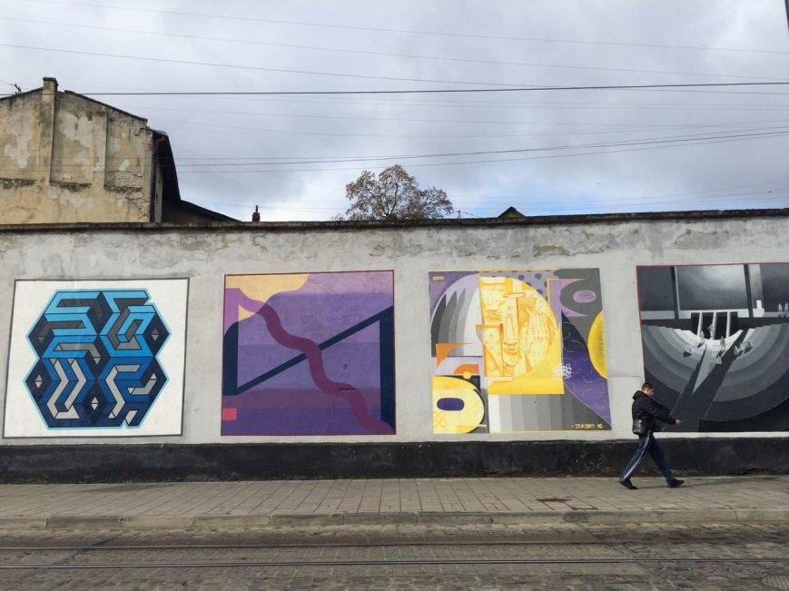 Львівський стріт-арт: графіті Львова, які вражають (ФОТО), фото-26