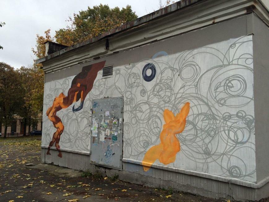 Львівський стріт-арт: графіті Львова, які вражають (ФОТО), фото-24