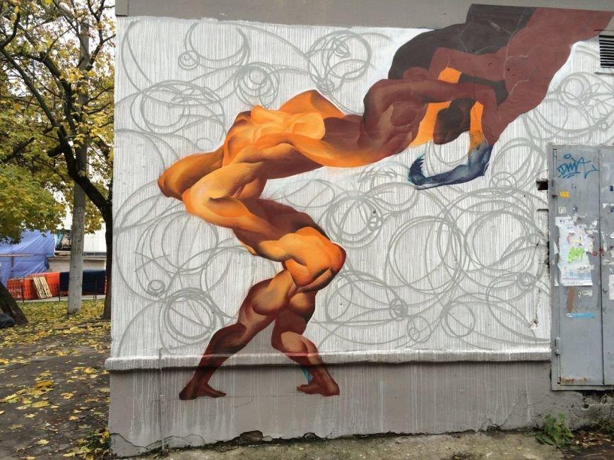 Львівський стріт-арт: графіті Львова, які вражають (ФОТО), фото-23