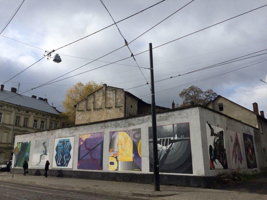 Львівський стріт-арт: графіті Львова, які вражають (ФОТО), фото-36