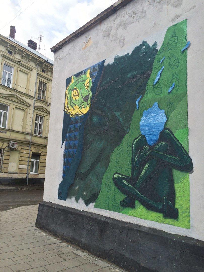 Львівський стріт-арт: графіті Львова, які вражають (ФОТО), фото-30