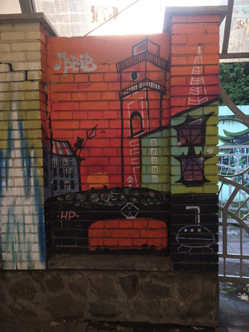 Львівський стріт-арт: графіті Львова, які вражають (ФОТО), фото-20