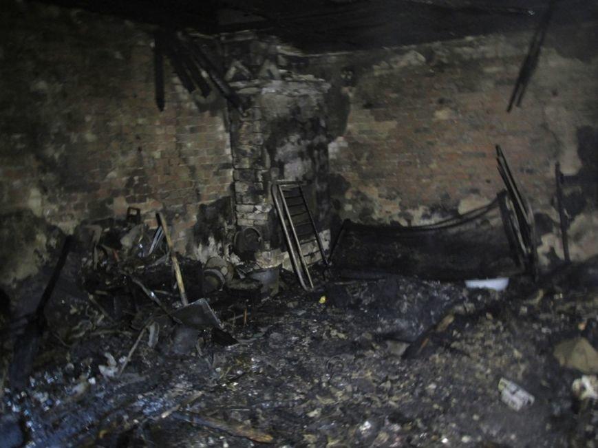 Смертельна пожежа у Баранівському районі забрала життя трьох людей (ФОТО), фото-1