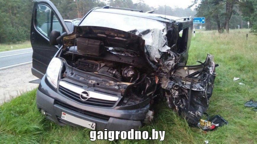ГАИ Гродно: за 2016 год из-за уснувших водителей произошло 7 ДТП, все аварии - на загородных трассах, фото-5