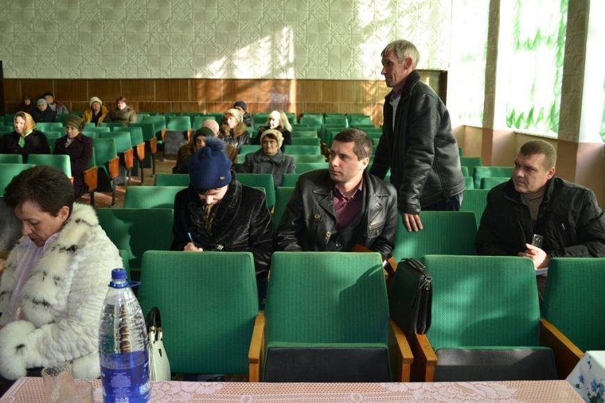 «Диалог народа и власти и противодействие коррупции» - прием граждан в Добропольском районе, фото-3