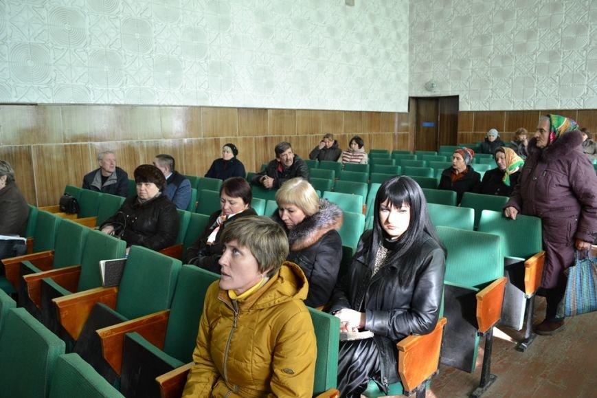 «Диалог народа и власти и противодействие коррупции» - прием граждан в Добропольском районе, фото-1