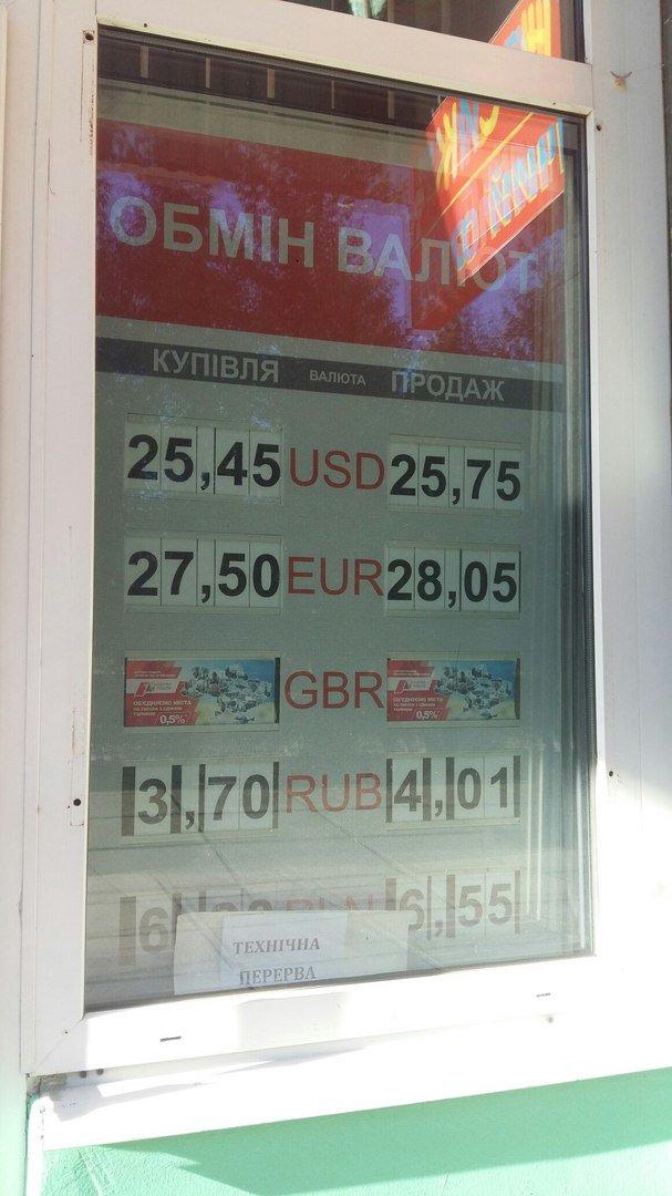 Скільки коштує євро та долар у Львові: актуальний курс валют станом на 28 жовтня (ФОТО), фото-2
