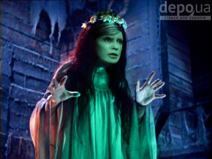 Панночка, Дракула та монстр Франкенштейна - ким на Хеллоуін можуть одягтись українські політики (Фотожаби), фото-1