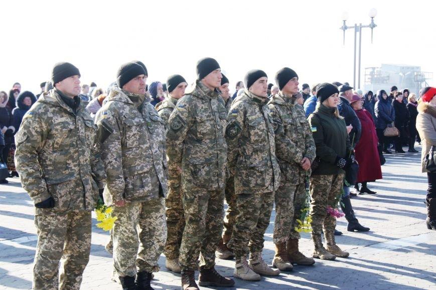 В Херсоне отметили 72 годовщину со Дня освобождения Украины от фашистских захватчиков, фото-2