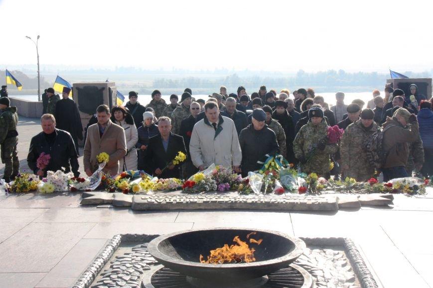 В Херсоне отметили 72 годовщину со Дня освобождения Украины от фашистских захватчиков, фото-3