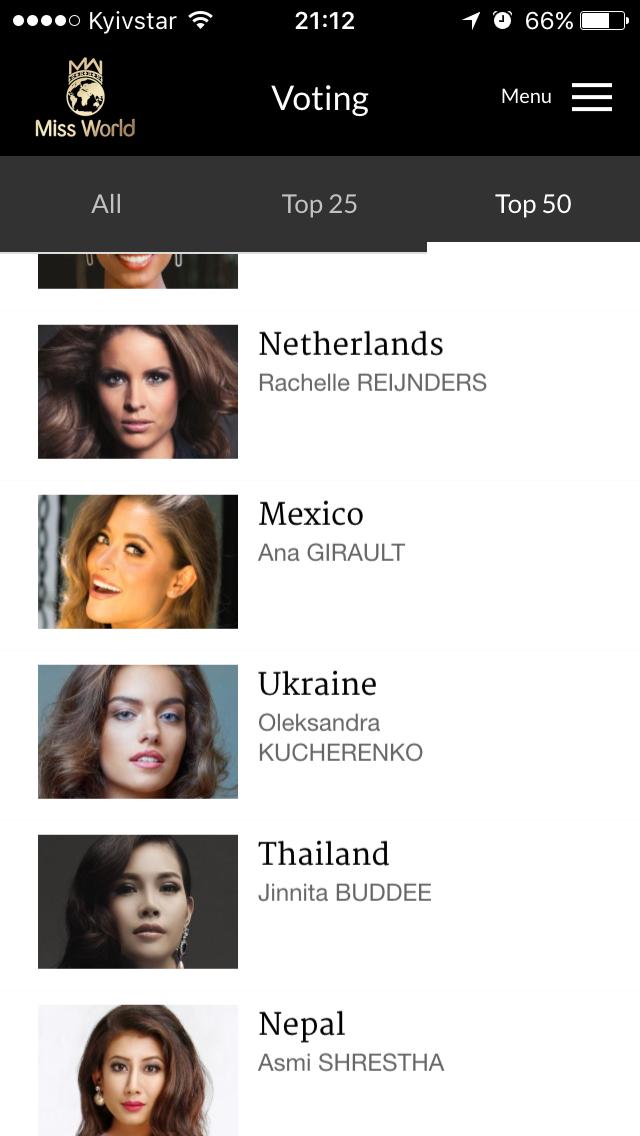 """Началось голосование """"Мисс Мира-2016"""": поддержим красавицу из Днепра (ФОТО, ВИДЕО), фото-2"""
