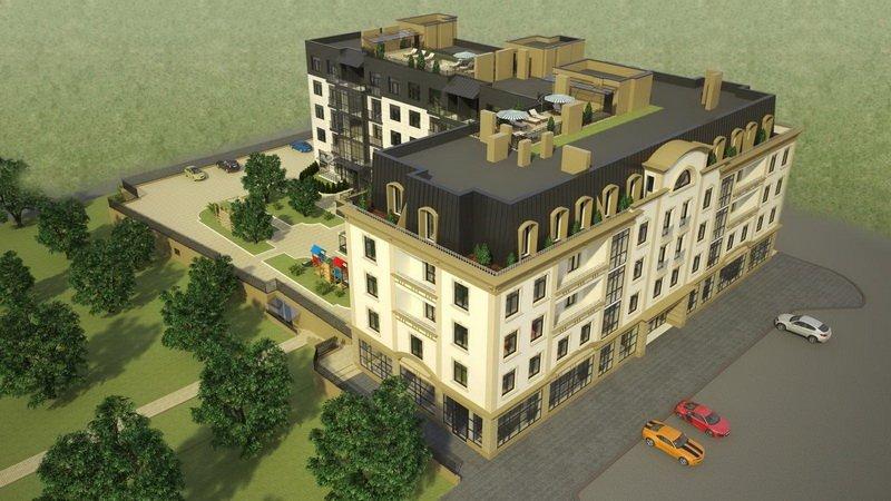 По-европейски: в Гродно начали строить дом, аналогов которому в городе еще не было, фото-2