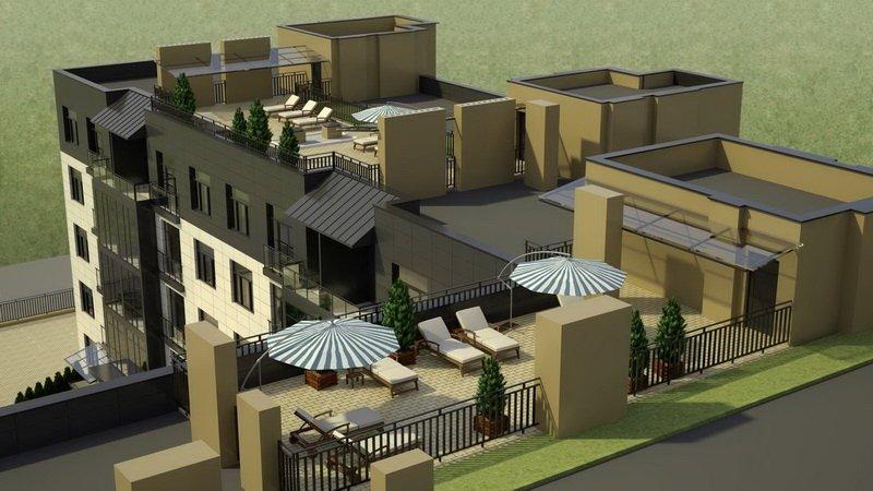 По-европейски: в Гродно начали строить дом, аналогов которому в городе еще не было, фото-1