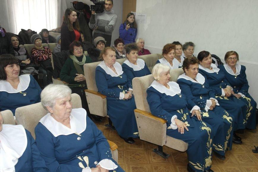 Ветераны Покровска собрались за праздничным чаепитием, фото-14