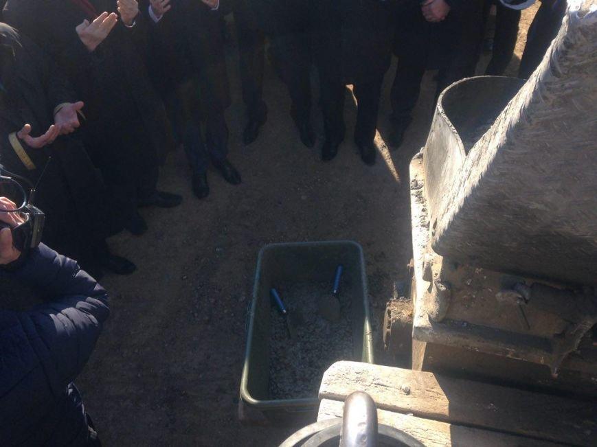 В Крыму заложили фундамент будущей Соборной мечети (ФОТОФАКТ), фото-6