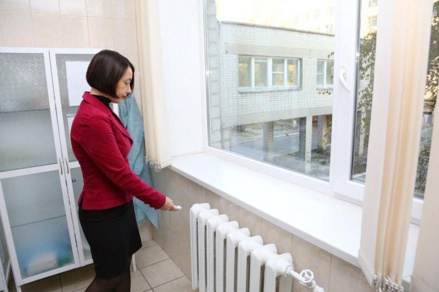 В 2017 году году Кременчугская детская больница будет центральным объектом внимания городской власти, фото-2