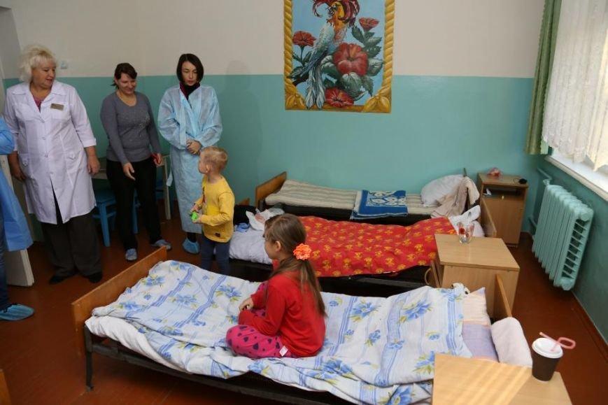 В 2017 году году Кременчугская детская больница будет центральным объектом внимания городской власти, фото-5