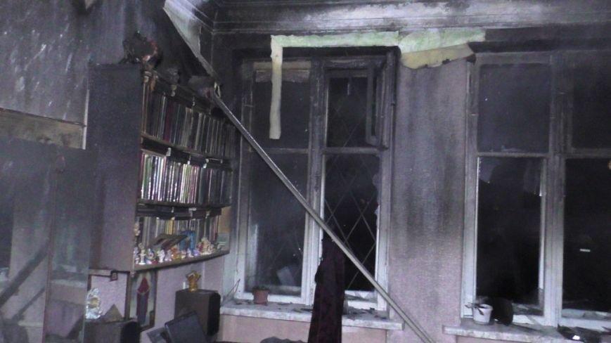 За сутки в пожарах чуть не погибли семь черниговцев, фото-4
