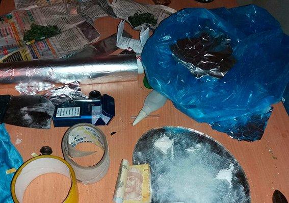 У обласному центрі силовики ліквідували нарколабораторію (ФОТО), фото-1
