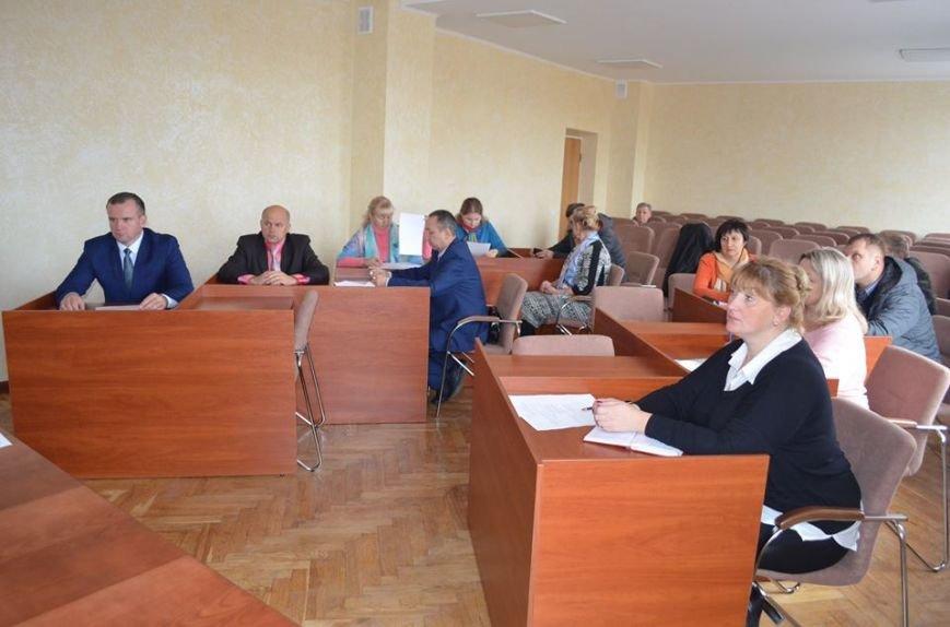 Як пережити зиму радилися на колегії Новоград-Волинської РДА, фото-1