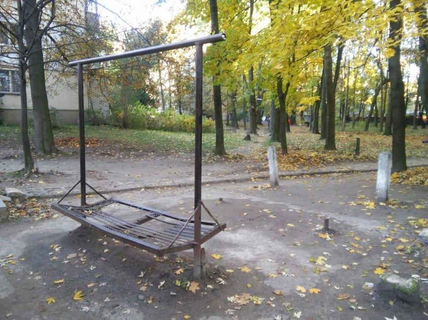 У Львові оголосять конкурс за найкращий проект щодо облаштування скверу на вулиці Виговського (ФОТО), фото-4