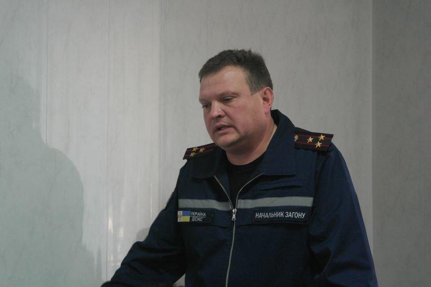 Спасатели Покровска высказали свое предположение о причине пожара в ресторане «Лоза», фото-1