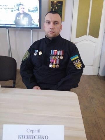 «Ходити! Жити! Радіти!»: в Сумах пройдет благотворительный аукцион в поддержку воина АТО Сергея Козиенко, фото-1