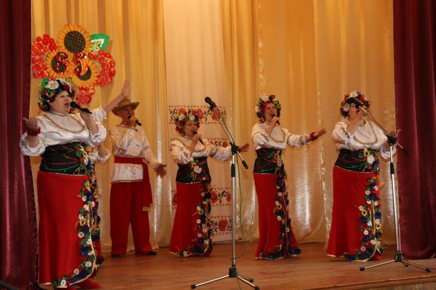 Часовоярская школа №15 отметила 85-летний юбилей, фото-9