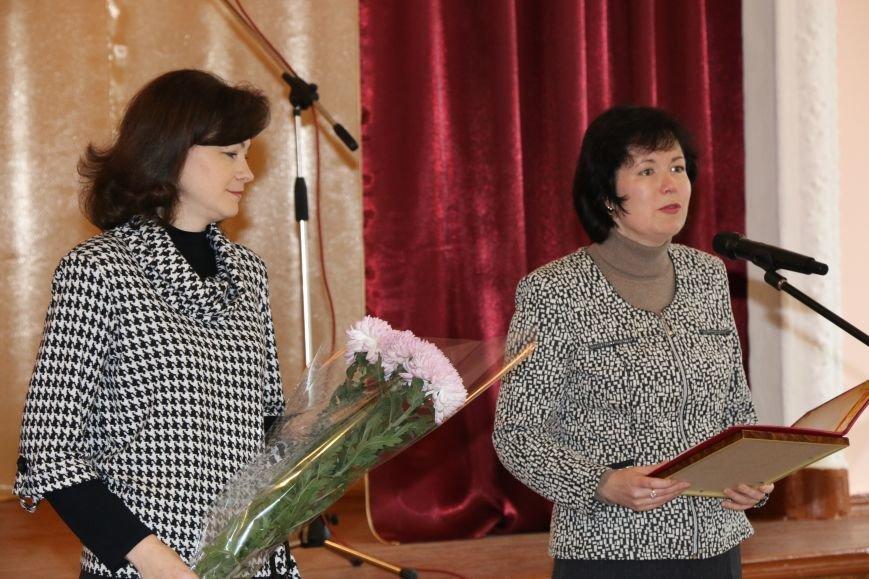 Часовоярская школа №15 отметила 85-летний юбилей, фото-5
