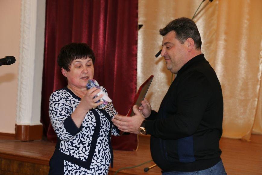 Часовоярская школа №15 отметила 85-летний юбилей, фото-7