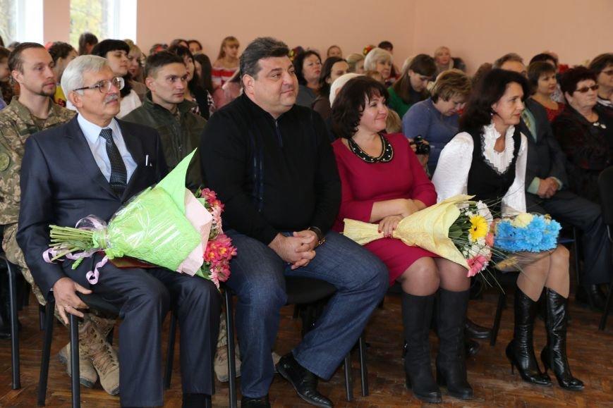 Часовоярская школа №15 отметила 85-летний юбилей, фото-10