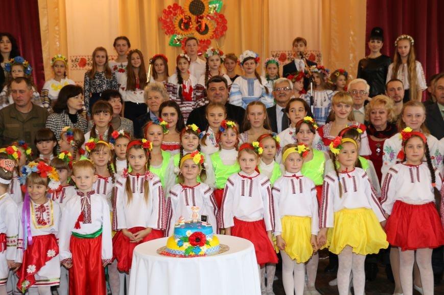 Часовоярская школа №15 отметила 85-летний юбилей, фото-12