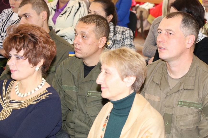 Часовоярская школа №15 отметила 85-летний юбилей, фото-4