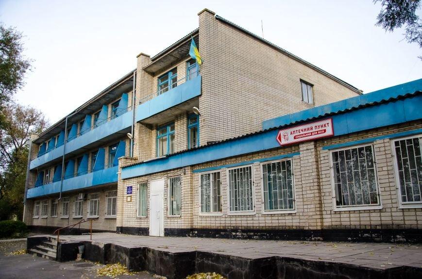 6 У громаді створюють і власний центр первинної медико-санітарної допомоги.