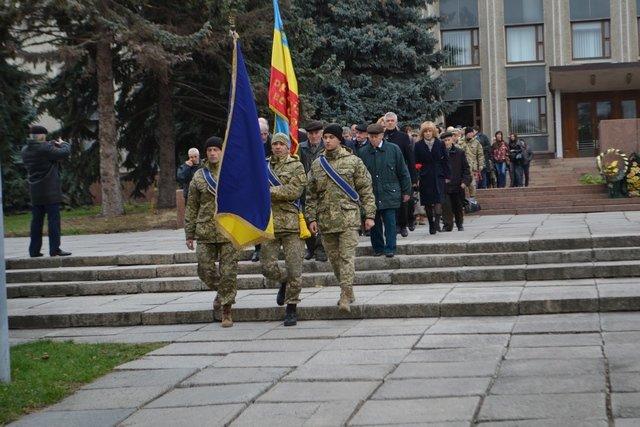 28 жовтня у Кам'янці відзначили День визволення від фашистських загарбників, фото-4