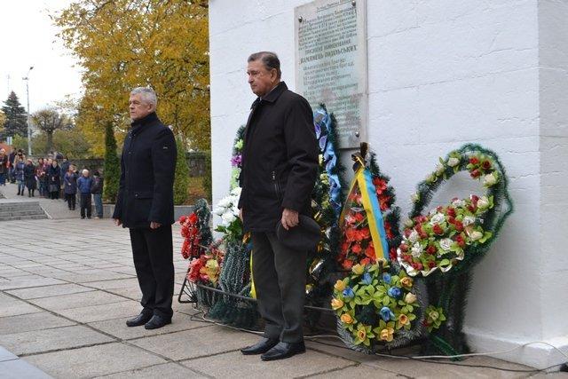 28 жовтня у Кам'янці відзначили День визволення від фашистських загарбників, фото-3