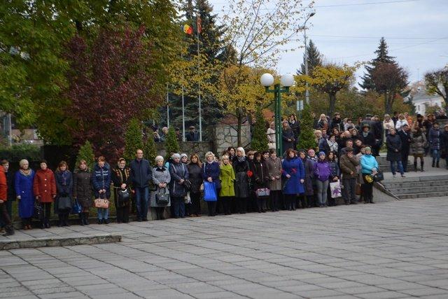 28 жовтня у Кам'янці відзначили День визволення від фашистських загарбників, фото-2